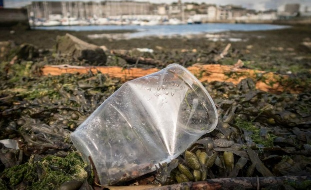 """Средиземно море е застрашено да стане """"море от пластмаса"""""""