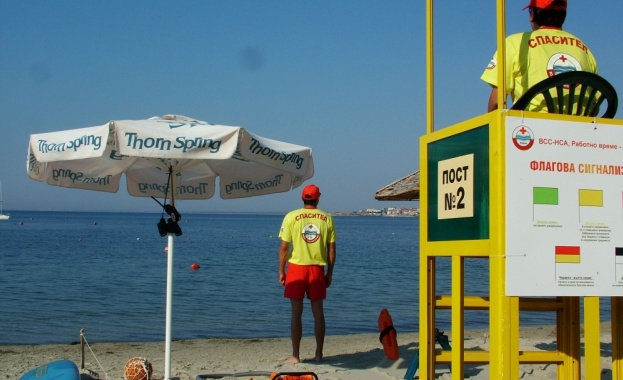 1300 спасители трябват за  всички охраняеми плажове смятат от БЧК
