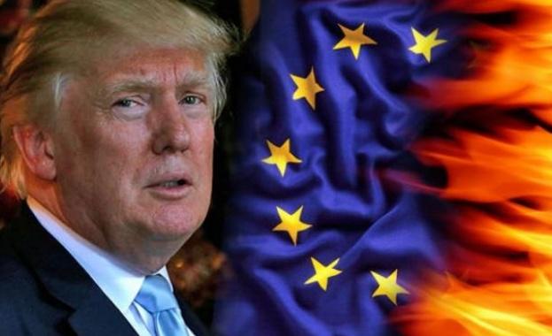 MSNBC: Тръмп стана заплаха за съюза на западните страни – за радост на Путин