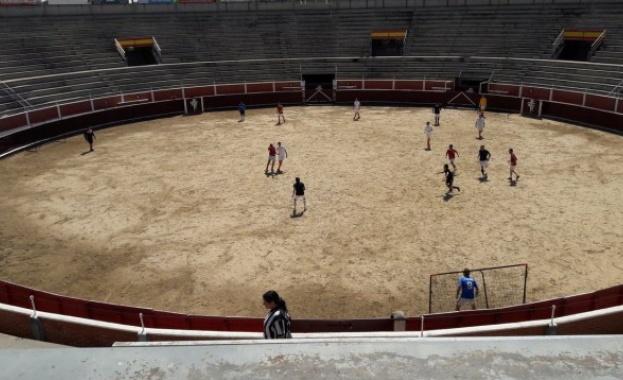 Алтернативният Мондиал: Три отбора на терена