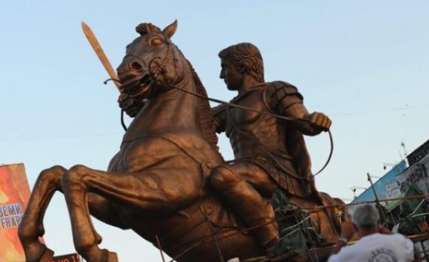 Солун и Скопие ще си разменят статуи