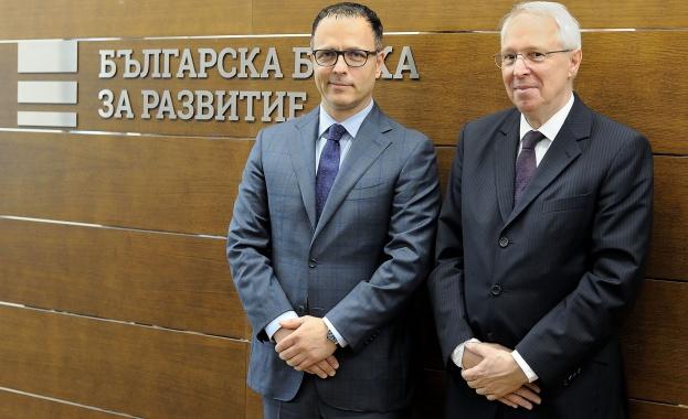 Българската банка за развитие и Банката за развитие към Съвета на Европа ще разширят сътрудничеството си