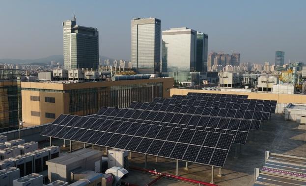 Samsung се стреми да доставя 100% възобновяема енергия за своите
