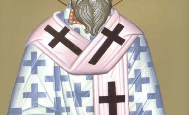 КРОСС/ Житие на свети Тихон Чудотворец, епископ Аматунтски Св. Тихон
