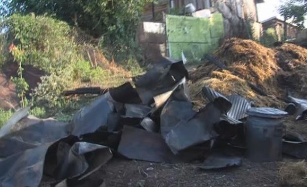 етните бури отново причиниха щети в различни райони у нас.