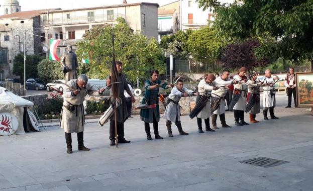 За трети пореден път в Челле ди Булгерия под националните