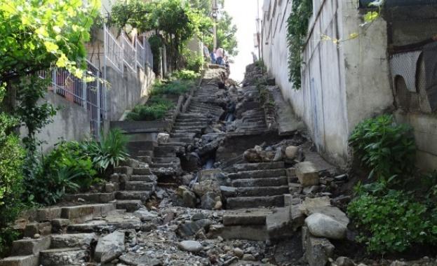 Община Дупница обеща още днес да вземе мерки за укрепване