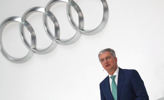 """Главният изпълнителен директор на германския автомобилен производител """"Ауди"""" – Руперт"""