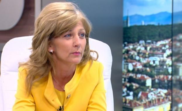 Заместник-министърът на труда и социалната политика Росица Димитрова е подала