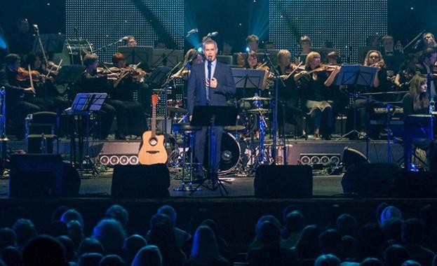Световноизвестният италиански тенор Алесандро Сафина ще изнесе първия си концерт