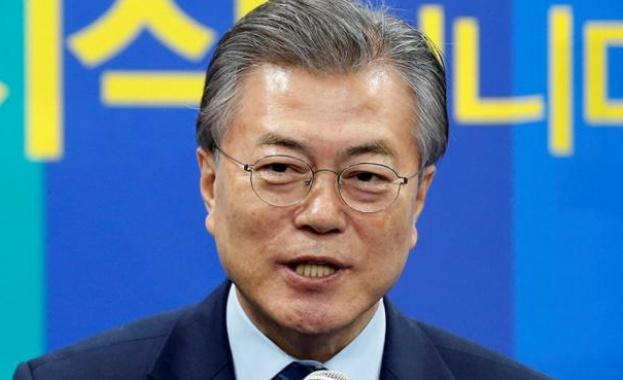 Южнокорейският президент Мун Дже-ин е на мнение, че двамата с