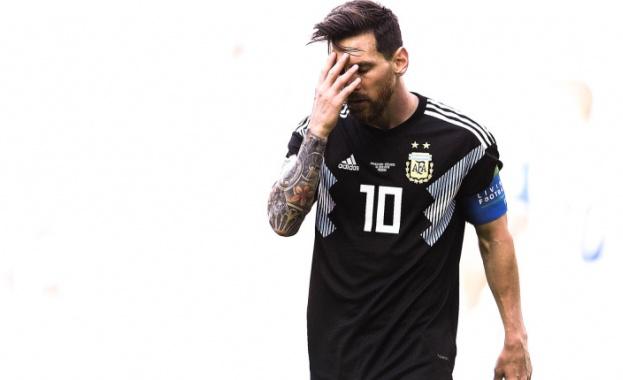 Отборът на Аржентина се изправя срещу Хърватия в сблъсък от