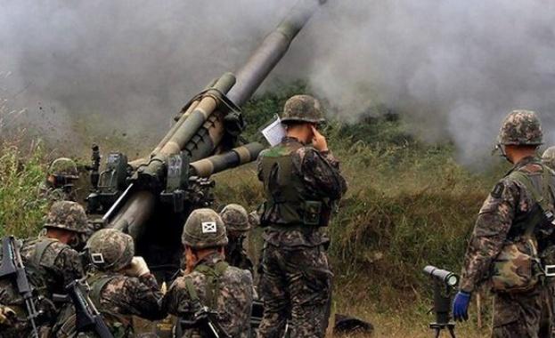 САЩ и Южна Корея са се споразумели да преустановят за