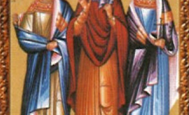 КРОСС/Света Агрипина се родила и получила възпитание в древния Рим.