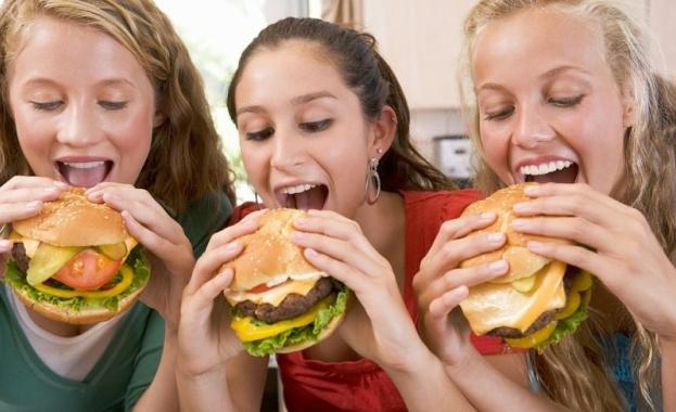 Употребата на продукти, съдържащи едновременно и мазнини, и въглехидрати, извежда