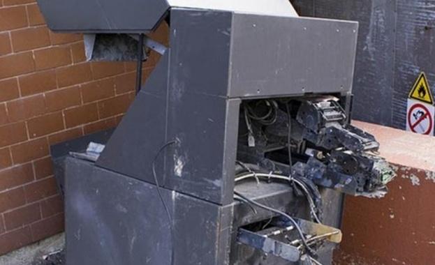 Взривиха банкомат в Пловдив