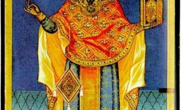 Житие на свети великомъченик Прокопий Св. Прокопий е роден в