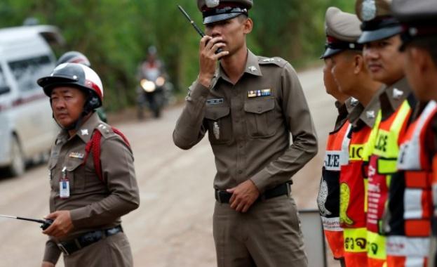 Пето момче е изведено от наводнената пещера в Тайланд днес,