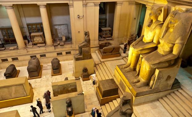 Египет строи уникален музей