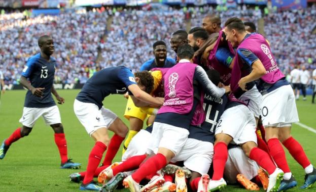 Франция и Белгия ще трябва да определят първия финалист на