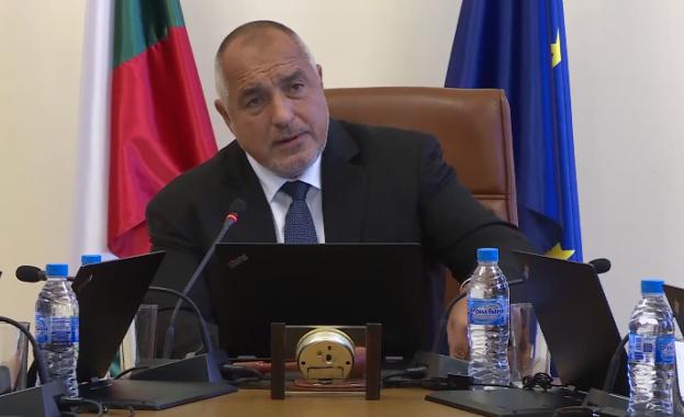 Борисов: Възстановяването на наводнените райони да започне незабавно