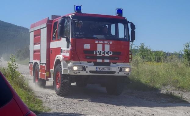Пожарна, полиция, спешна помощ и доброволни формирования проверяваха реакциите при