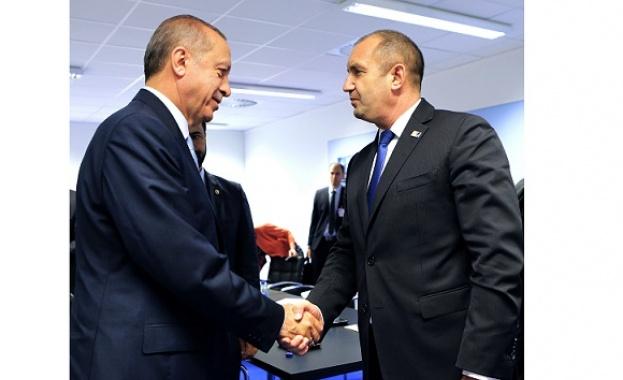 Турция е важен съсед, партньор и съюзник на България и