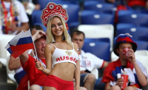 ФИФА забрани красивите фенки по телевизията