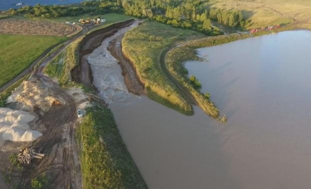 """В края на август се очаква да приключи ремонтът на язовир """"Рогозен"""" 1"""