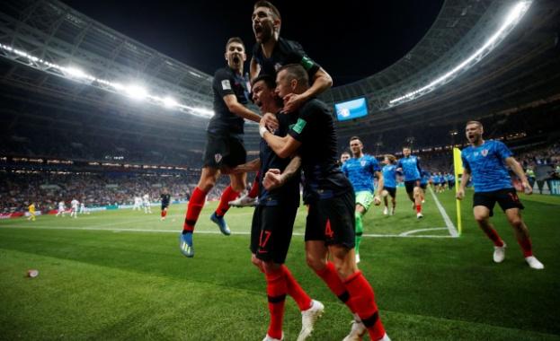 Хърватия го направи! Отива на финал за пръв път в историята си!