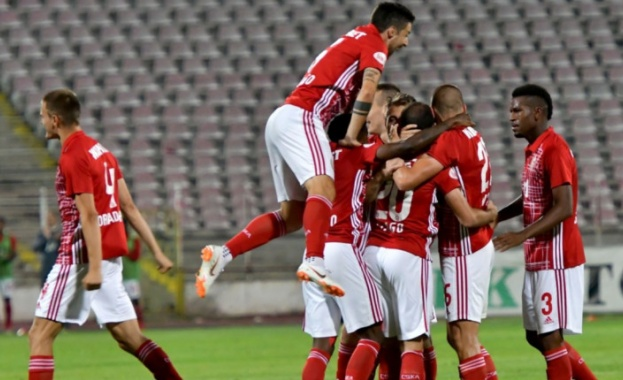 ЦСКА се завърна в Европа с победа.