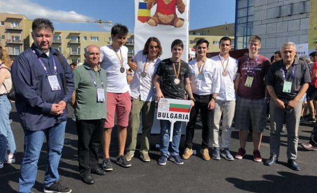 Между 3 и 14 юли в Клуж-Напока, Румъния, се проведе