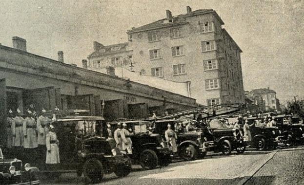 Софийската пожарна служба навършва 140 години