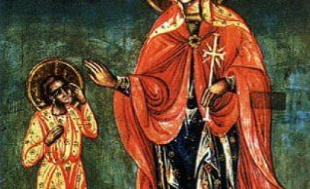 На 15 юли църквата почита Св. мчци Кирик и Юлита.