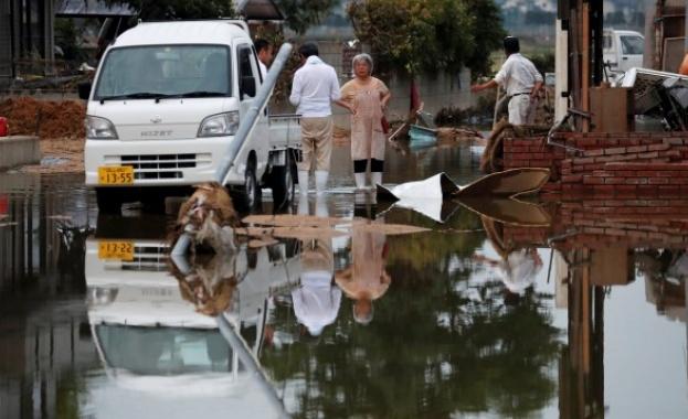 209 вече е броят на жертвите на наводненията в Япония