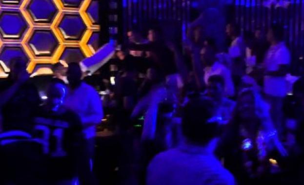 Масов бой в дискотека Gold Night Club в Гоце Делчев