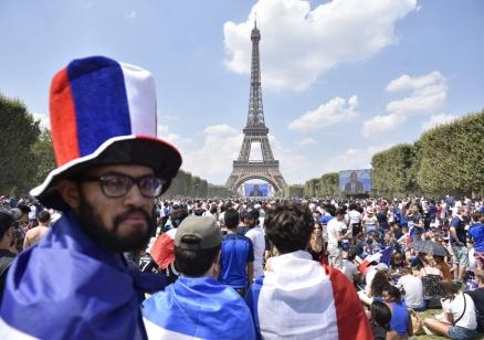 Франция - световен шампион за втори път след 20 години!