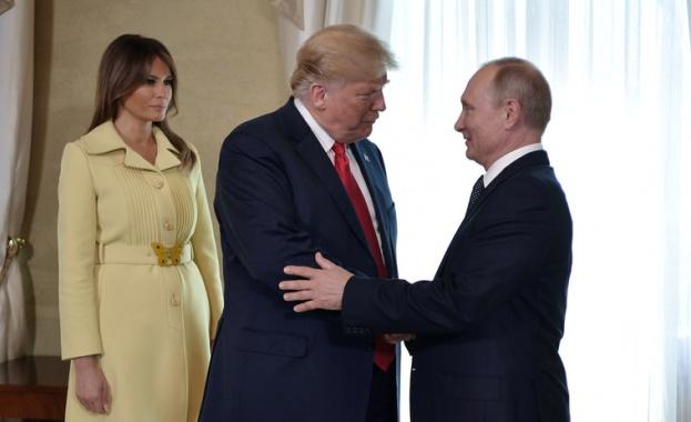 Срещата между президентите на Русия и Съединените щати, Владимир Путин