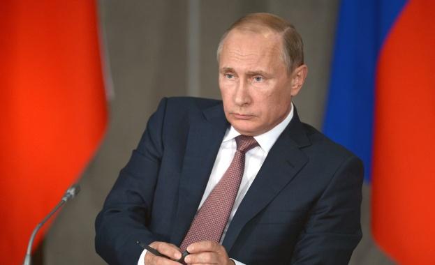 Руският президент Владимир Путин каза в интервю за телевизия Фокс