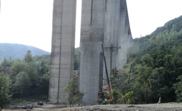 """Агенция """"Пътна инфраструктура"""" припомня, че се извършва ремонт на носещите"""