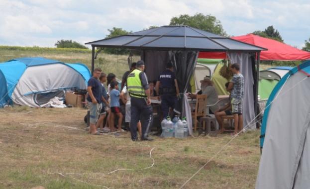 Здравни и образователни инспектори влязоха на проверка в детски лагер