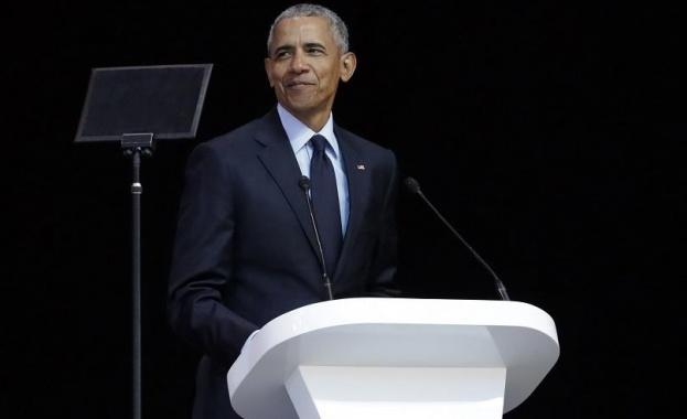 Бившият американски президент Барак Обама излезе от политическата сянка, в