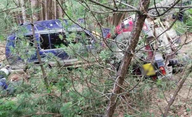 Специализираната полицейска операция е проведена тази сутрин близо до българо-сръбската