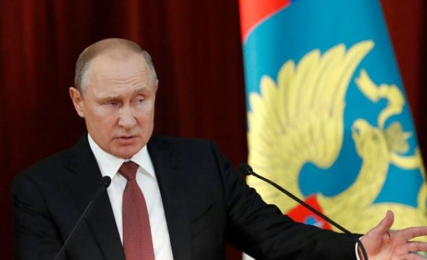 Руският президент Владимир Путин каза, че първата му двустранна среща