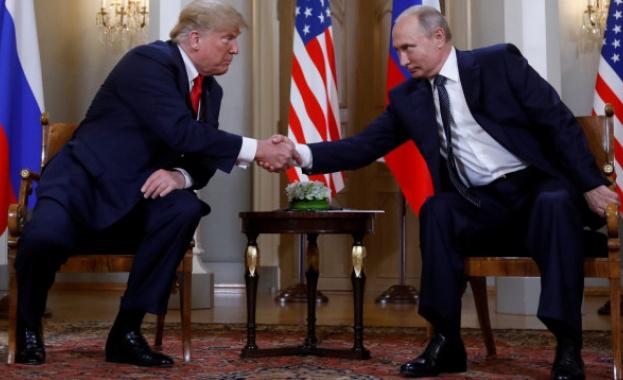 Американският държавен глава Доналд Тръмп нареди на съветника си по