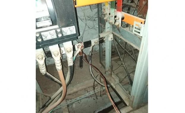 Нагла кражба на медни кабели от четири трафопоста на ЧЕЗ