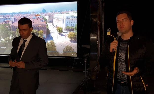 Визията за София, която главният архитект Здравко Здравков представи в