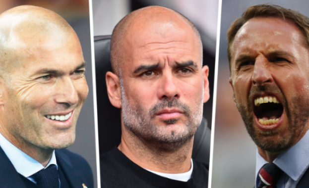 ФИФА оповести списъка с номинации за Треньор на годината. Сред