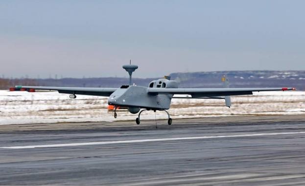 Руските военни ще получат на въоръжение ударен безпилотен летателен апарат