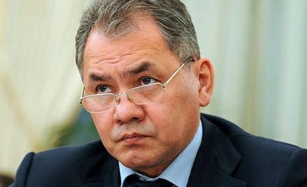 Министърът на отбраната на Русия Сергей Шойгу обяви, че Москва